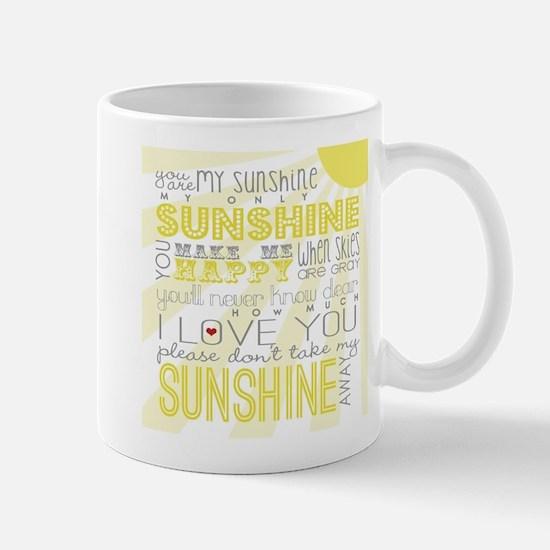 sunshine11 Mugs