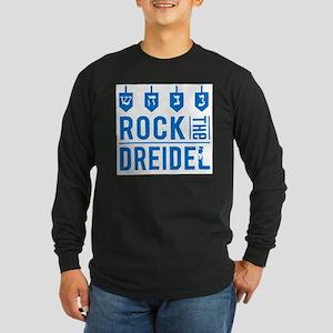 rock_dreidel_baby Long Sleeve T-Shirt