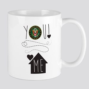 Army You Love Me Mug