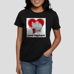 Love Elephan T-Shirt