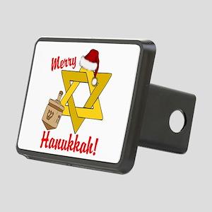Merry Hanukkah! Hitch Cover
