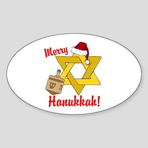 Merry Hanukkah! Sticker