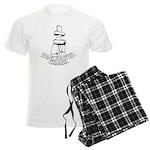 Vancouver Inukshuk Souvenir Pajamas