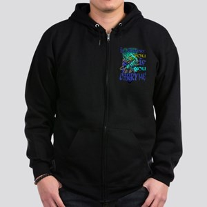 Ill support you if you carry me Sweatshirt