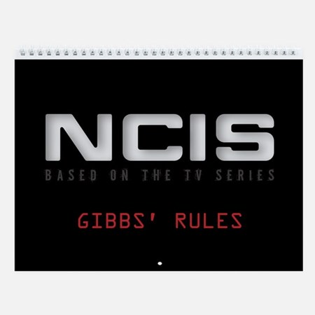 NCIS Gibb's Rules
