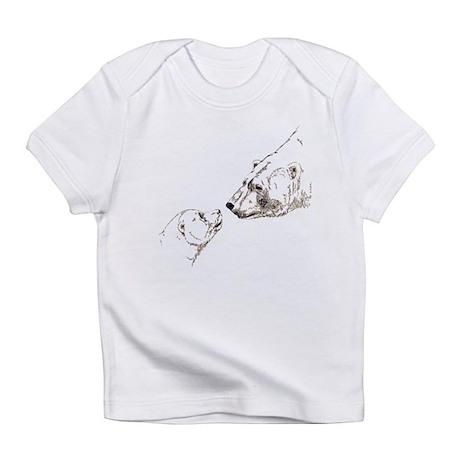 Polar Bear & Cub Infant T-Shirt