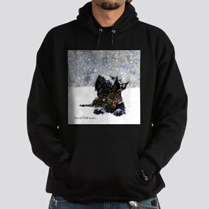 Scottish Terrier Christma Sweatshirt