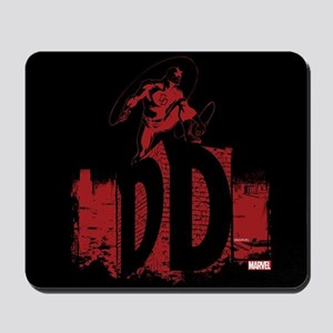Daredevil Red Mousepad