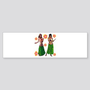 ISLANDS Bumper Sticker