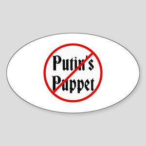 Putin's Puppet Sticker