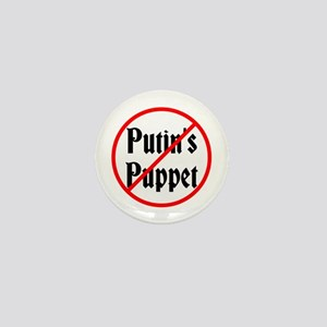 Putin's Puppet Mini Button