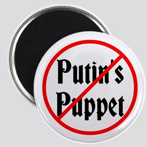 Putin's Puppet Magnets