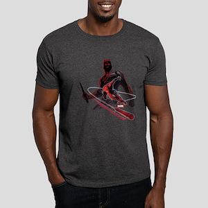 Daredevil Billy Club Throw Dark T-Shirt