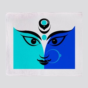 DURGA Throw Blanket