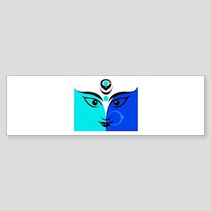 DURGA Bumper Sticker