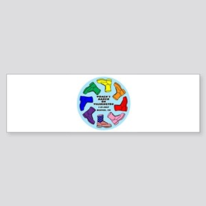 Colorado United Bumper Sticker