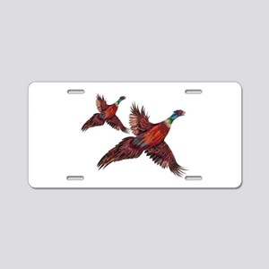 BEAUTY Aluminum License Plate