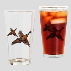 BEAUTY Drinking Glass