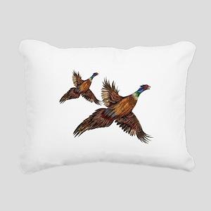 BEAUTY Rectangular Canvas Pillow