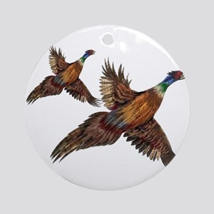 BEAUTY Round Ornament