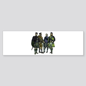 TRADITION Bumper Sticker