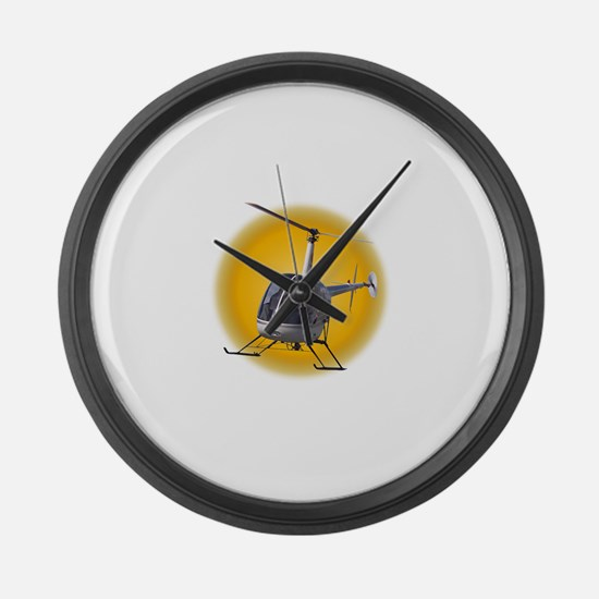 Helicopter Gifts Cool Chopper Shirts Large Wall Cl