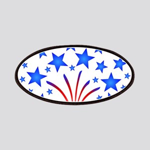 Stars & Stripes 4th of July Patch