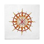 Native Spirit Art Queen Duvet