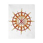Native Spirit Art Twin Duvet