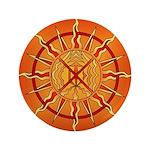 """Native Spirit Art 3.5"""" Button (100 pack)"""