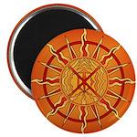 """Native Spirit Art 2.25"""" Magnet (10 pack)"""