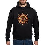Native Spirit Art Hoodie (dark)
