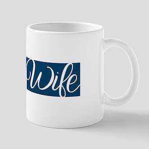 #NavyWife Mug