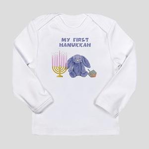 My first Hanukkah Long Sleeve T-Shirt