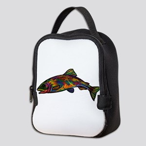 COLORS Neoprene Lunch Bag