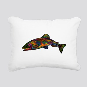 COLORS Rectangular Canvas Pillow