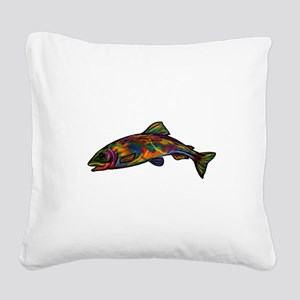COLORS Square Canvas Pillow