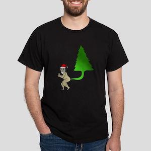 Tackiest Christmas Shirt Santa Farts a Tre T-Shirt