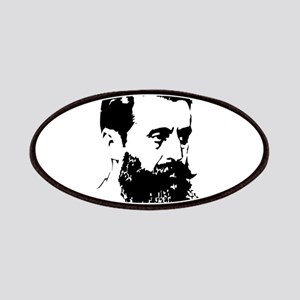 Theodor Herzl - Israel Sketch Patch