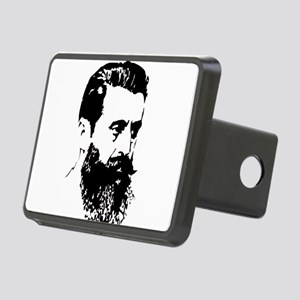 Theodor Herzl - Israel Ske Rectangular Hitch Cover