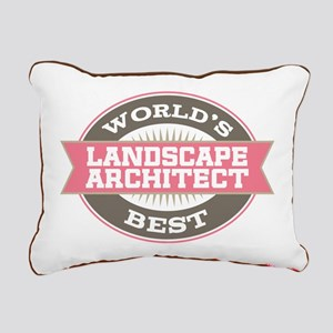 landscape architect Rectangular Canvas Pillow