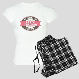 latin teacher Women's Light Pajamas