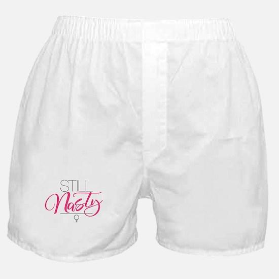 Still Nasty Boxer Shorts