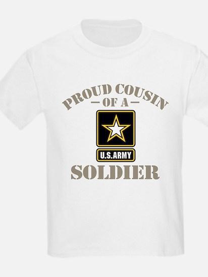 Proud U.S. Army Cousin T-Shirt