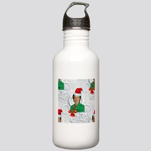 xmas Hillary clinton Stainless Water Bottle 1.0L