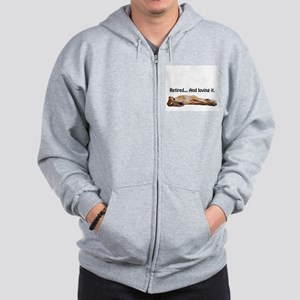 Greyhound Retired Sweatshirt