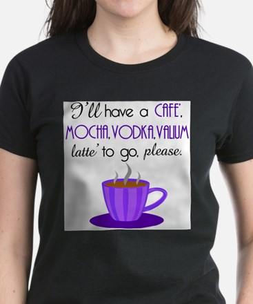 Cafe Latte T-Shirt