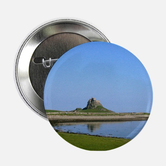 """Holy Island 2.25"""" Button"""
