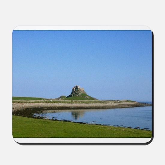 Holy Island Mousepad