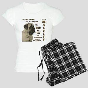 mastiffenglish Pajamas